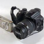 エクササイズの相棒は富士フイルムのデジタルカメラ